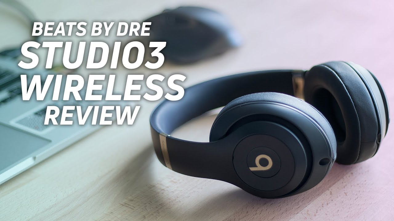 Beats By Dre Studio3 Wireless Review Save Your Money Youtube