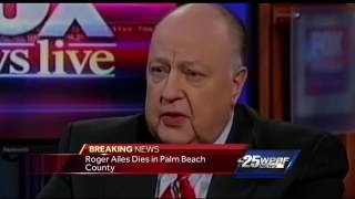 Roger Ailes falls in Palm Beach home, dies days later