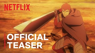 DOTA: Dragon's Blood | Teaser | Netflix