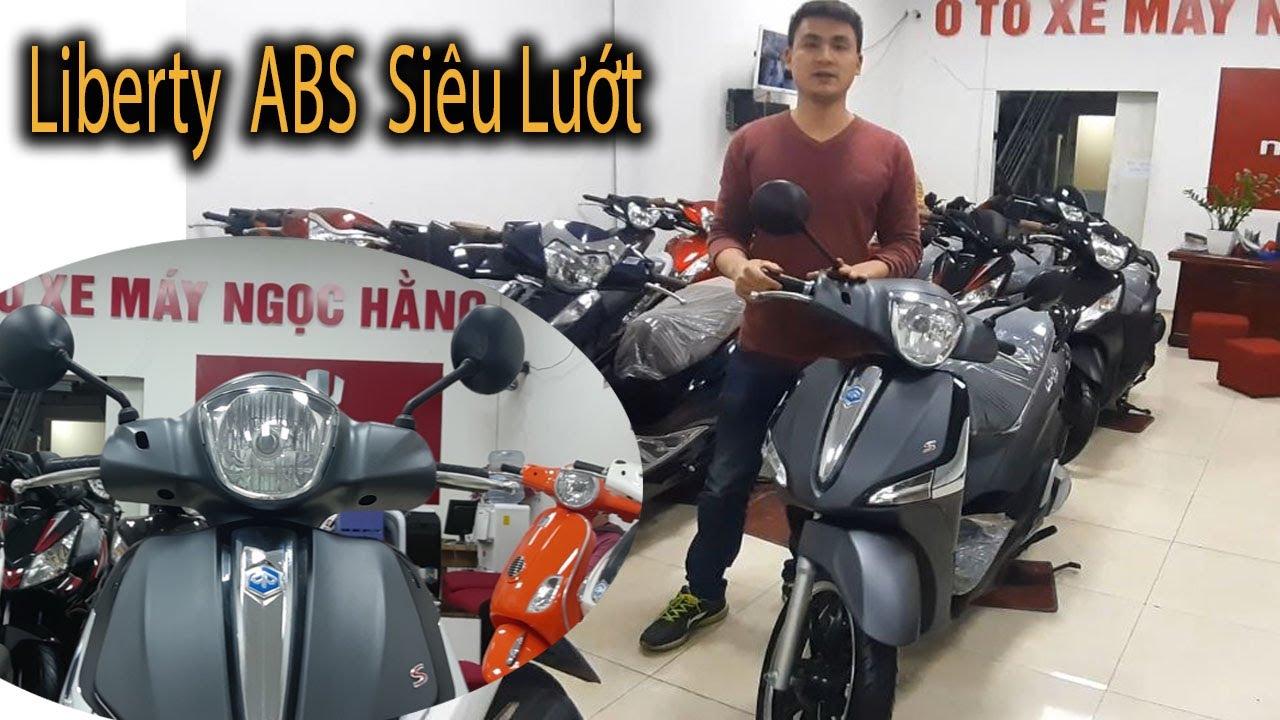 Một Chiếc XE MÁY CŨ Siêu Lướt Liberty  ABS Cuối 2019 Cho ae Định mua Xe Mới