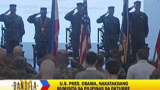 PH, US begin military exercise