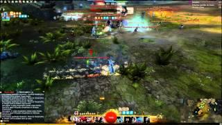 Guild Wars 2 GvG [aZm]vs[IM] (Komkoe PoV)