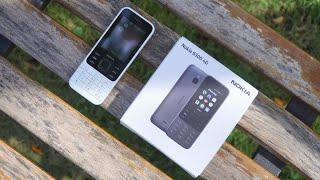 Nokia 6300 4G Unboxing 55 USD, KaiOS, WhatsApp, YouTube, Facebook... UNBOX LKCN
