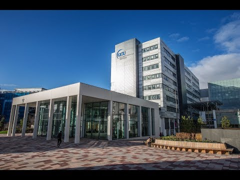 Glasgow Caledonian University Campus Tour