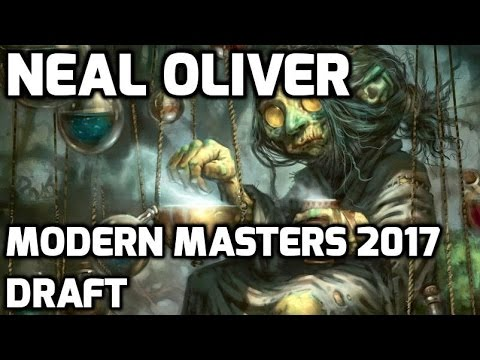 Channel Neal - Modern Masters 2017 Draft (Drafting)