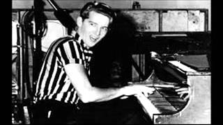 JERRY LEE LEWIS -  MATCHBOX -   SUN UNDUBBED AND OVERDUBBED MASTERS