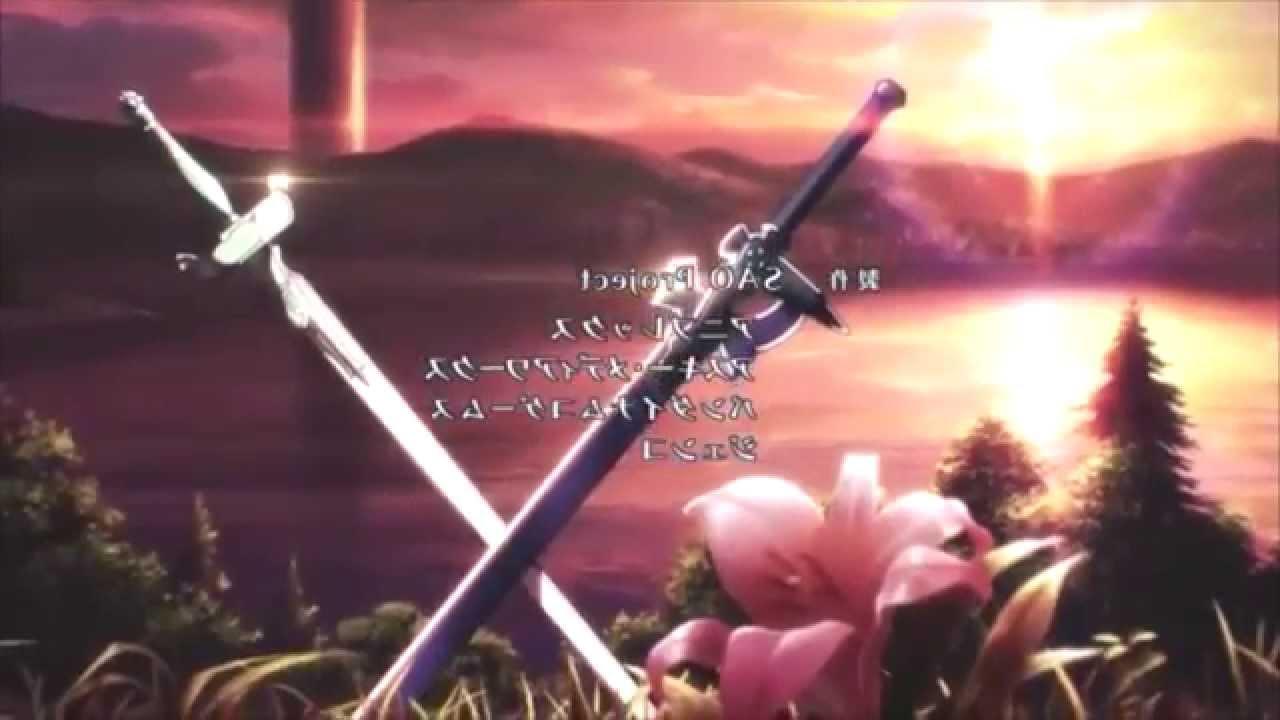 Swords Art Online Season 1 Intro [English DUB] - YouTube