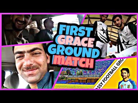 GRACE GROUND SAIDU SHARIF SWAT OUR FOOTBALL TEAM MATCH  Saidu Sharif    SWAT  ground