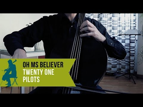 Twenty One Pilots - Oh Ms Believer for 4 cellos and piano (COVER)