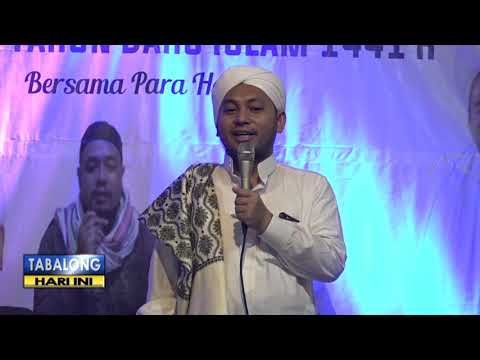 Peringati Tahun Baru Islam Bantangis Gelar Sholawat Bersama Habaib