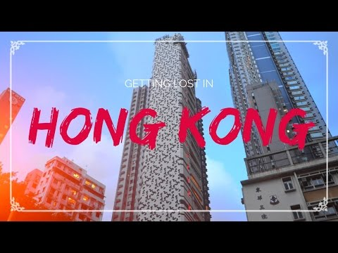 HONG KONG VLOG 2016 | SAI YING PUN AND KENNEDY TOWN