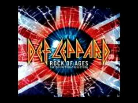 Photograph--Def Leppard--Rock of Ages