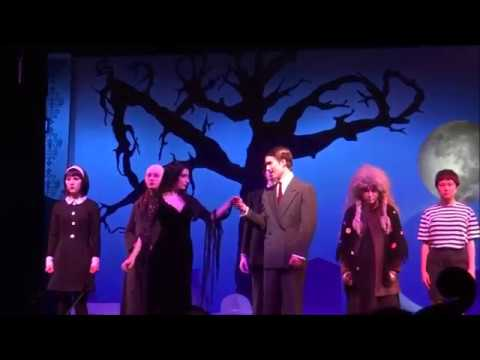 Campolindo High School's The Addams Family -2018 extended clips