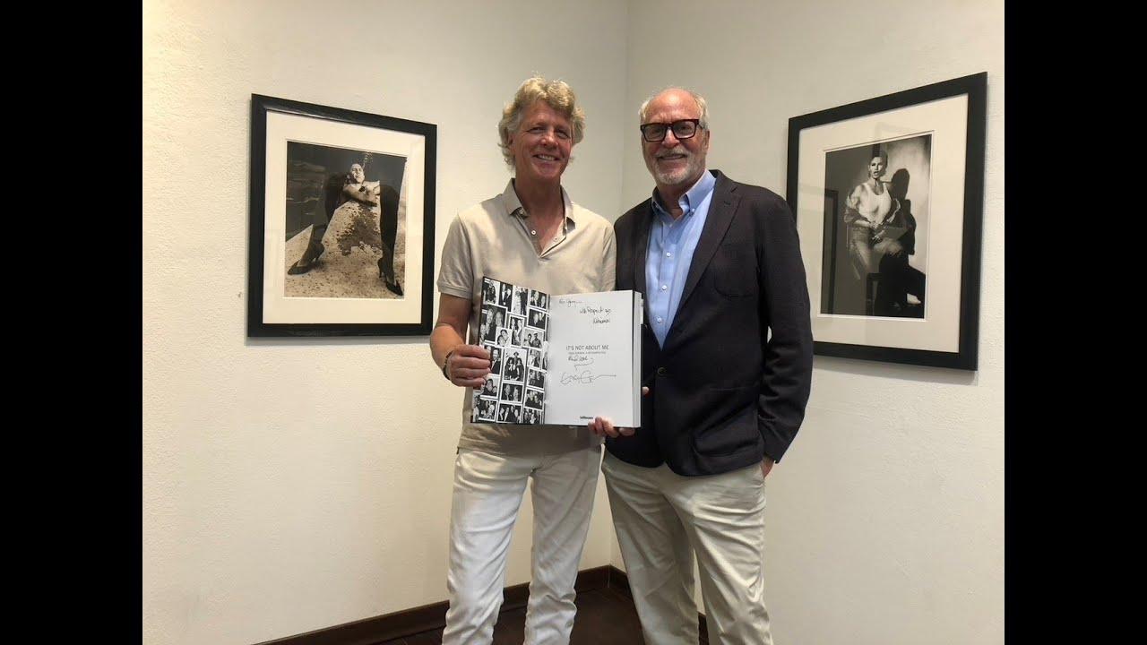 Guy Hector interviews Iconic Hollywood Photographer Greg Gorman