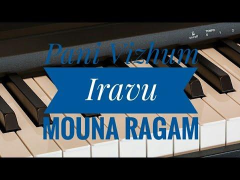 Pani Vizhum Iravu Mouna Ragam ♫ | Tamil Super Hit Song Notes | Piano 4 U ♫ Cover