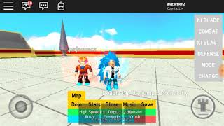 THERE'S A PAYASO IN ROBLOX DRAGON BALL RAGE FALSE