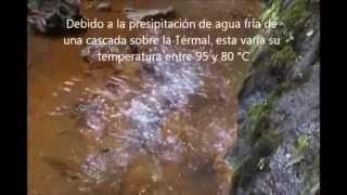 Termal de Agua Caliente, en el Volcán Tacana.
