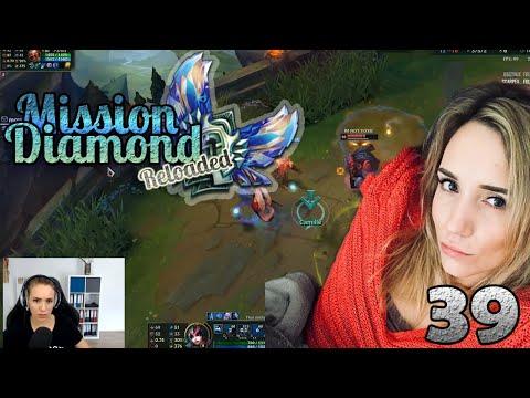 League of Legends | Mission Diamond RELOADED 39 |DIA-Promo 1 - 0 |LIVESTREAMSTUFF |WTF?! thumbnail