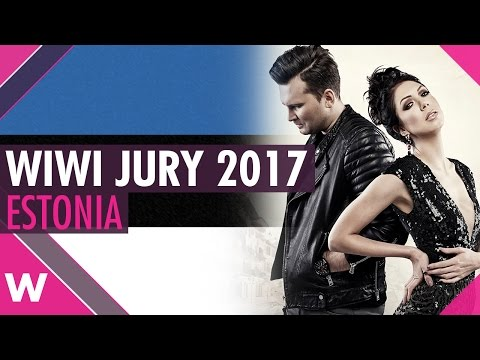 "Eurovision Review 2017: Estonia - Koit Toome & Laura - ""Verona"""