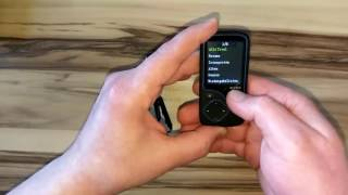 AGPTek Bluetooth 4 0 MP3 Player 8GB Speicherkapazität, KEINE Probleme mit Bluetooth, Verbindung PC,
