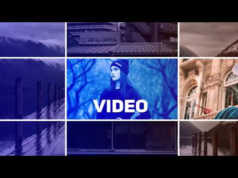 Dynamic Perspective // Rhythmic Slideshow-After Effects Template Videohive