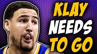 SOURCE: Klay Thompson Being Pushed To The Lakers