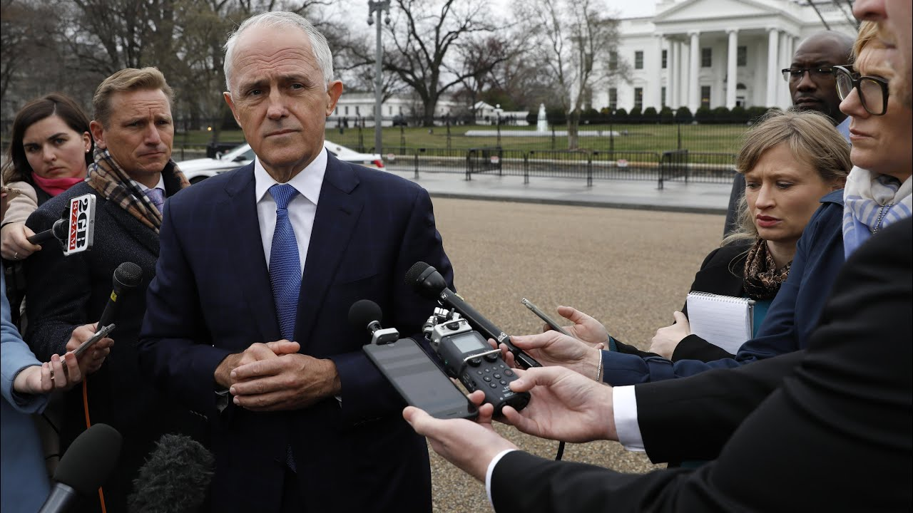 Malcolm Turnbull declines to support Barnaby Joyce