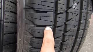 видео Bridgestone Dueler A/T 697: универсальность и сбалансированность