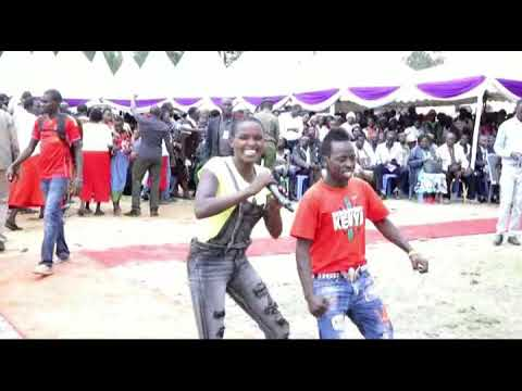 Sizzling performance by Naswa Melodies