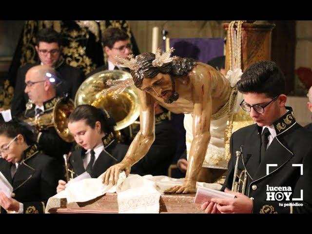 VÍDEO: Concierto de la Agrupación Musical Cristo de la Humillación en San Mateo