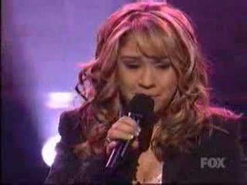 Diana Degarmo  Don't Cry Out Loud