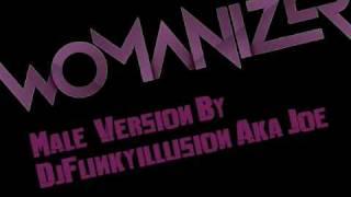Womanizer (Male Version)