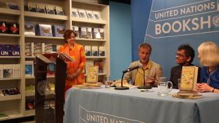 On International Day, UN hosts special book launch about happiness and love