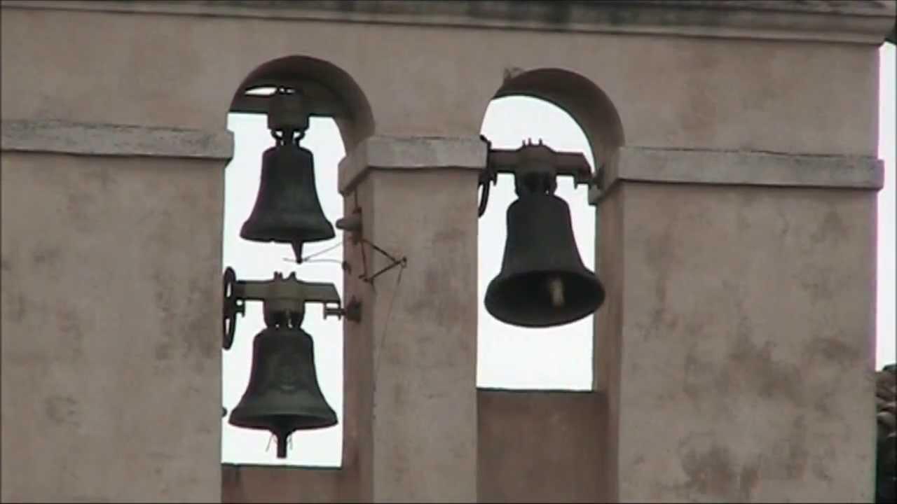 Campane Che Suonano.Campane Della Parrocchia Di S Giovanni Evangelista In Fiamenga Di Foligno Pg 02 V 185