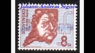 Иоганн Андреас фон Сегнер - попытка биографии