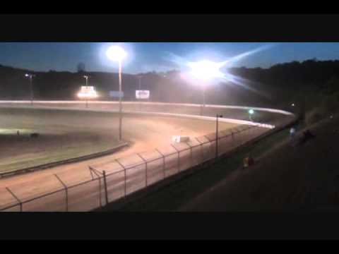 Late Model Heat #3 from WVMS.