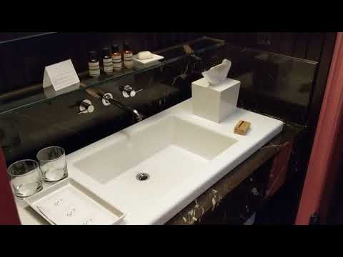 Gramercy Park Hotel Room Review