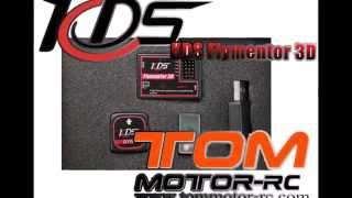 Flymentor 3D helicopter stabilisation System by tommotor-rc shop