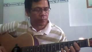 Guitar phím lõm bài Hoa Trinh Nữ