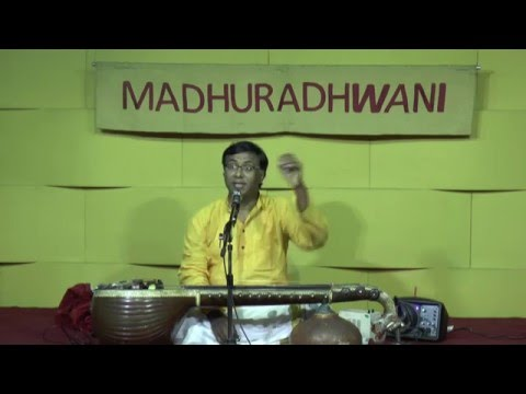 Madhuradhwani-Vadya Vidya-By Chitravina N Ravikiran