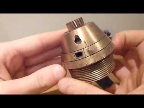 ww1 no83 artillery shell fuse breakdown