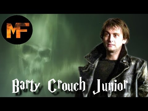 Barty Crouch Junior Origins Explained