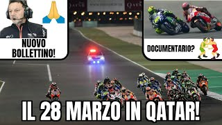 NEWS MOTOGP: SI PARTE IL 28/3 IN QATAR! Bollettino Fausto Gresini e il documentario Rossi-Marquez...