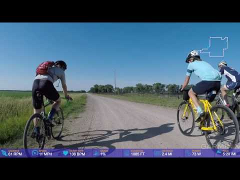 Dirty Kanza 200 | 2017 Start and Finish Preride