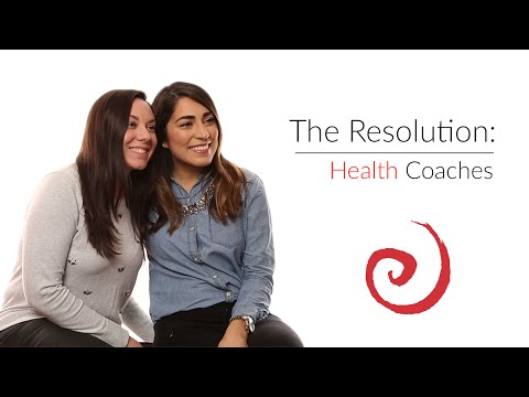 Health Coaches are the Resolution!
