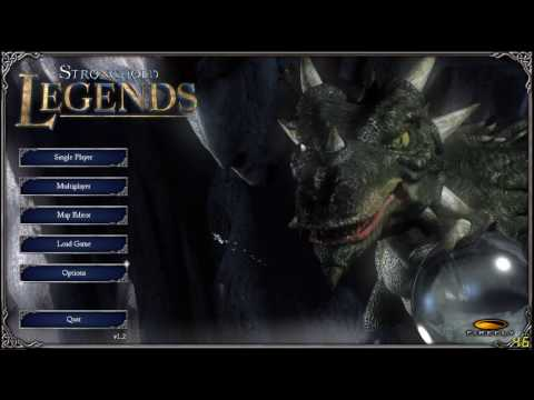 Stronghold Legends THE COMING OF THE SAXONS playthrough |