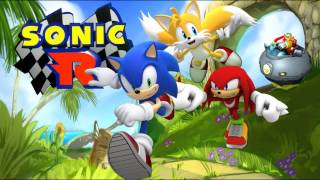 "Super Sonic Racing ""Mash-Up"" ~ (Sonic Generations + Sonic R)"