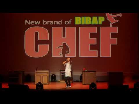 New Brand Of BIBAP - CHEF Part 1