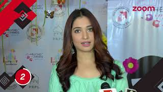 Tamannaah supports a nobel cause | 'ittefaq' makers take a no-promotions stand