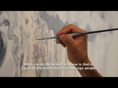 National Gallery of Canada Artist Interview: Cesar Lopez